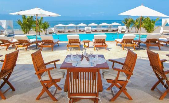 كازا فيلاز لاكشري بوتيك للبالغين فقط - شامل جميع الخدمات: Beach Club Lunch