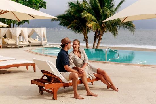 Casa Velas: Beach Club Ocean View
