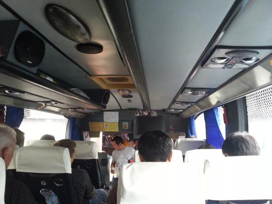 Airport Pattaya Bus