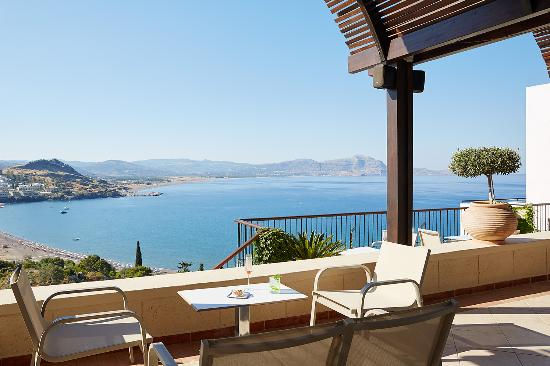 Lindos Mare Hotel Review