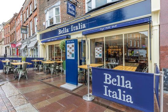 Bella Italia Newbury