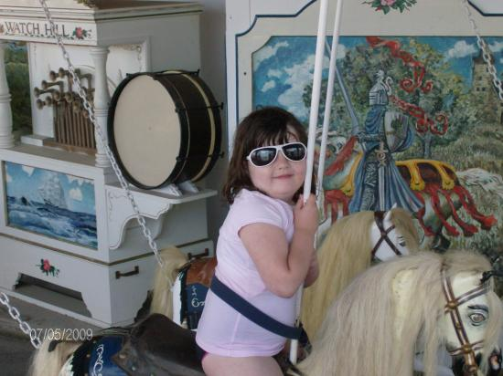 Flying Horse Carousel: The Next Generation