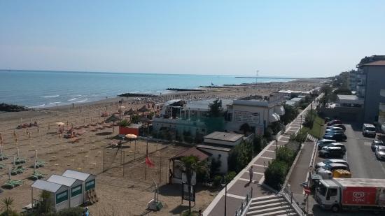 Hotel Marco Polo Caorle : vista panoramica