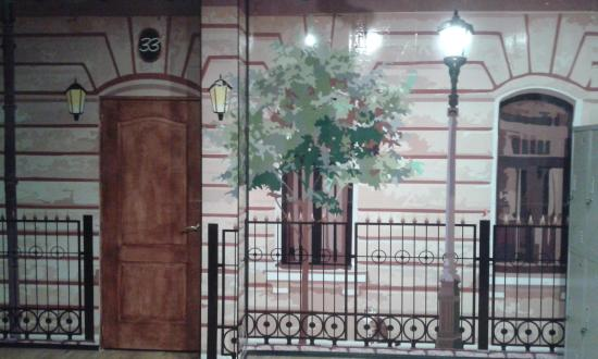 Villaviciosa de Odon, Spain: Abbey street, 33