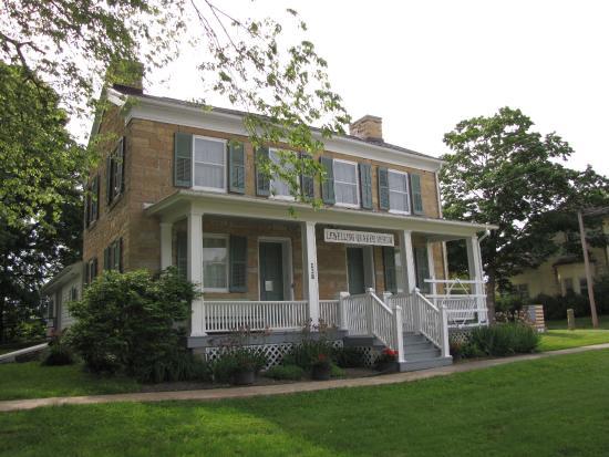 Lewelling Quaker Museum