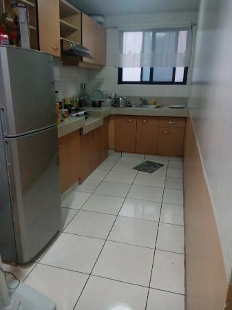 Newgrange Condotel : Kitchen