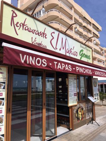 Restaurante El Manico