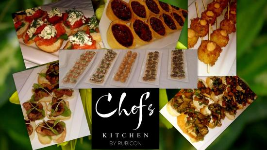 Chef's Kitchen by Rubicon