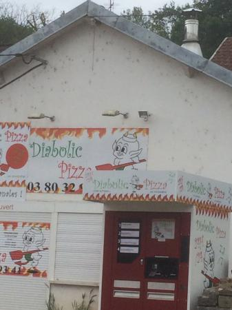 Diabolic Pizza