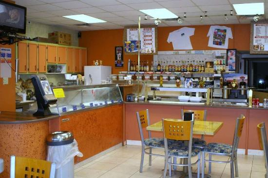 Julia S Midtown Cafe Keystone Heights Fl