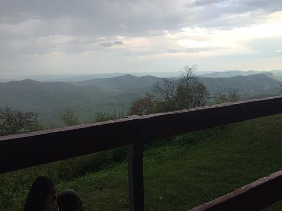 Waynesville, North Carolina: every room has a great view