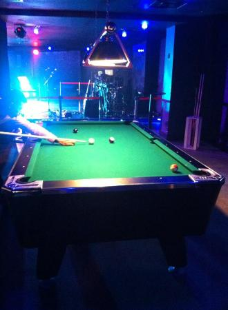 Pool Table Picture Of Bodega Garage Dubai TripAdvisor - Pool table in garage