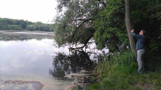 Rusałka Lake