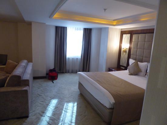 Amethyst Hotel Istanbul: Bedroom