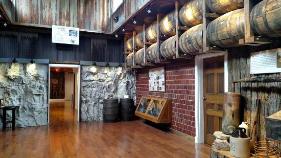 The Bulleit Frontier Whiskey Experience at Stitzel-Weller