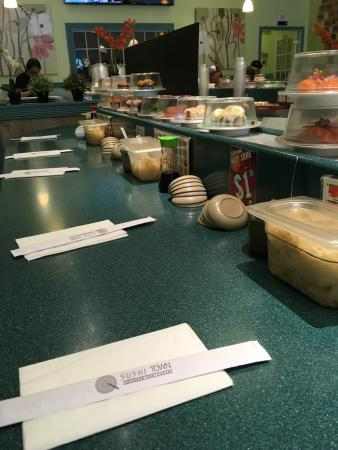 Бивертон, Орегон: Sushi Town
