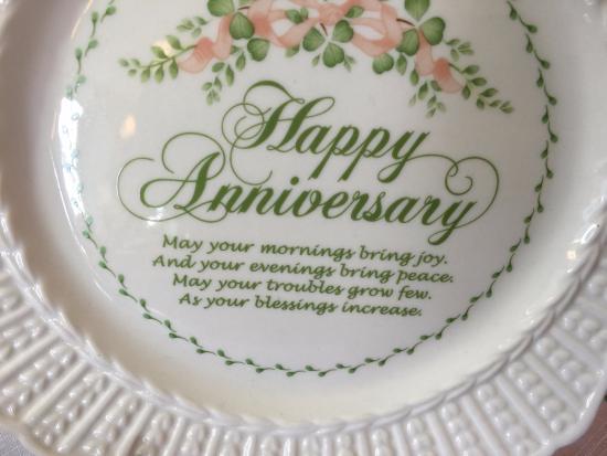 Belleek, UK: Anniversary