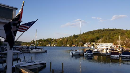 The Anchorage at Sunapee Harbor: View