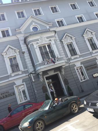 Marrol's Boutique Hotel Bratislava: Frontal view