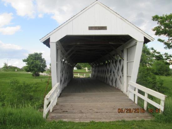 Imes Covered Bridge