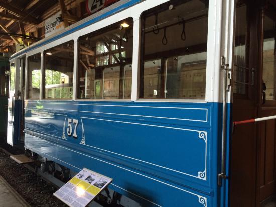 Railway Museum Blonay-Chamby