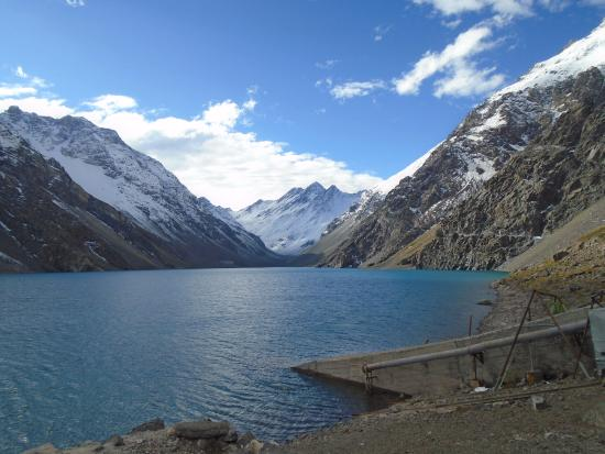 Portillo, Chile: Laguna
