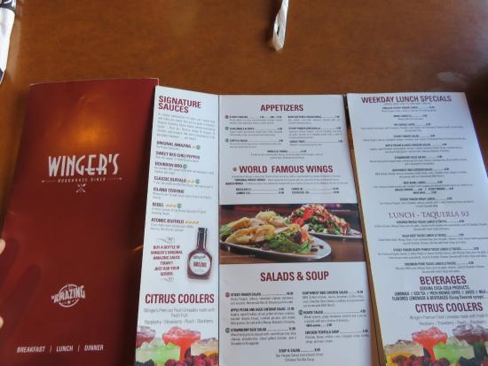 WINGERS Roadhouse Diner Φωτογραφία