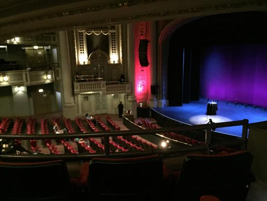Stage From Row A Picture Of Majestic Theater Dallas