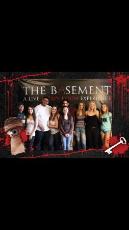 The Basement A Live Escape Room Experience