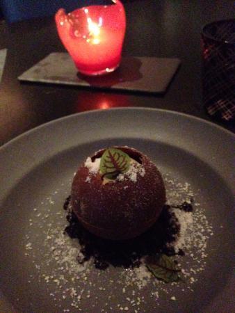 Element 47: Chocolate desert