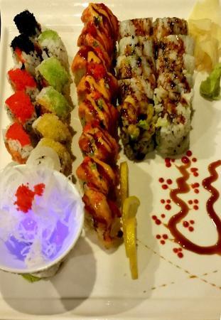 Japanese Restaurant In Dickinson Nd