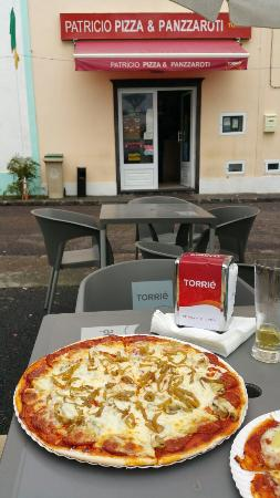 Patricio Pizza & Panzzaroti