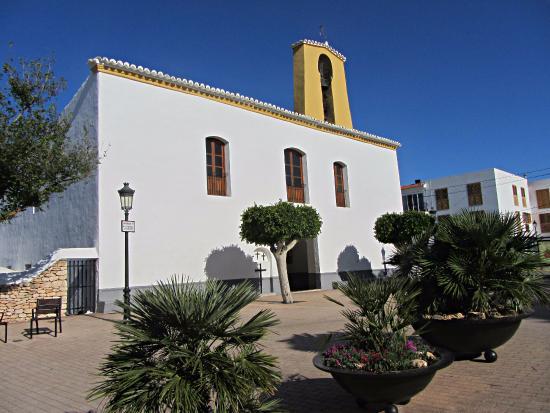 Iglesia Santa Gertrudis de Fruitera