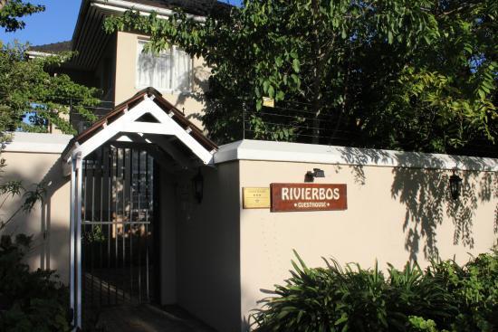 Rivierbos Guest House Bild