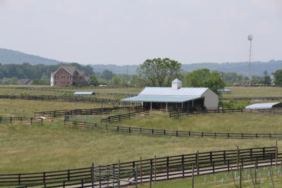 Leesburg, Βιρτζίνια: former farm