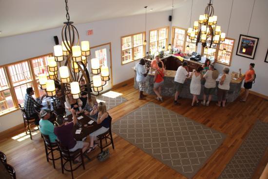 Leesburg, Βιρτζίνια: The tasting room