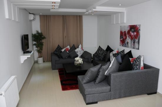 Sofie appart hotel tunis recenze tripadvisor for Appart hotel 95
