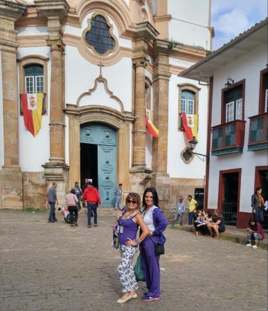 Basilica of Nossa Senhora do Pilar: Igreja