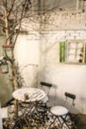 The Present Guesthouse: garden
