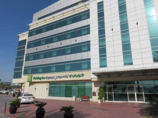 Holiday Inn Express Dubai Airport-bild