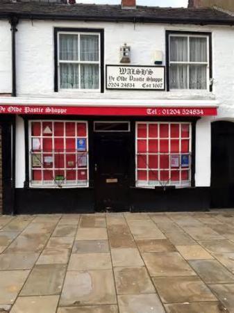 Ye Olde Pasty Shop