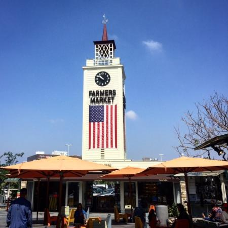 Beverly Hills, Kalifornien: The Original Farmer's Market is one of the most popular venues for locals and visitors to Hollyw