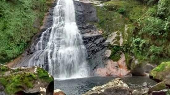 Salto da Fortuna Falls