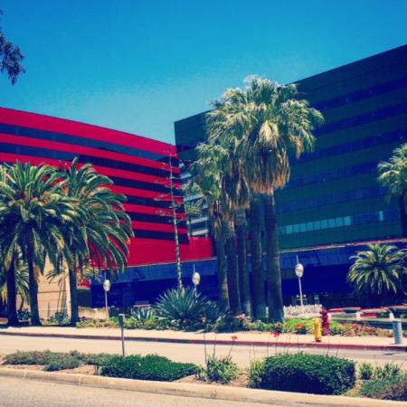 Beverly Hills, CA: The Pacific Design Center in West Hollywood for lovers of interior and exterior designs.