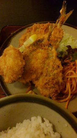 Okonomi Dining Kaisen Atamichaya