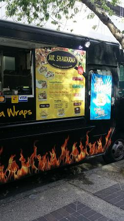 Mr Shawarma Food Truck
