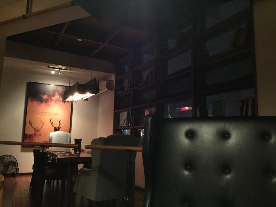 La Caza Club: Ambiente acogedor
