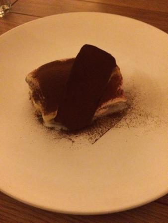 Rothbury, Australia: Homemade Tiramisu