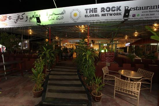The Rock Restaurant & Cafe