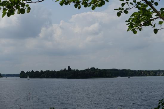 Pfaueninsel Park (Peacock Island): View from the island